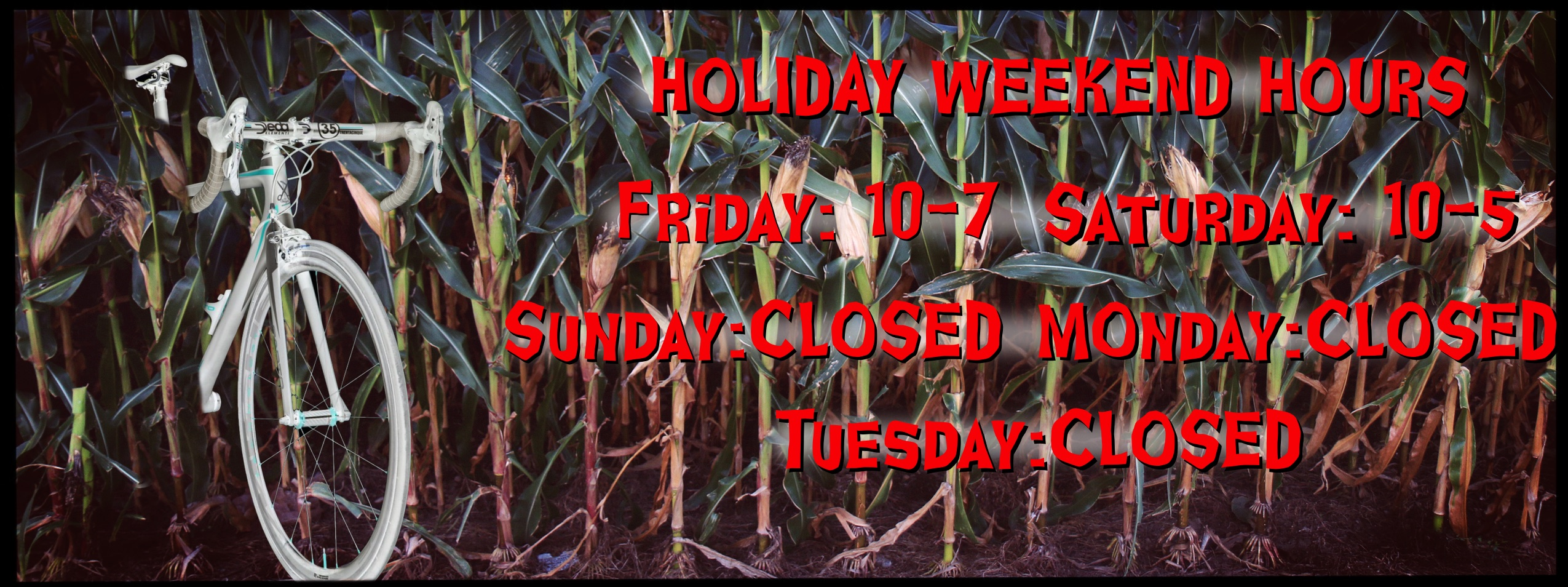 october holiday hours